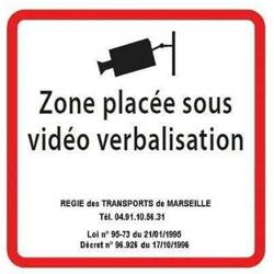 Marseille Vid 233 O Verbalisation Pv Par Cam 233 Ra